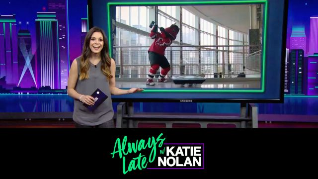 Wed, 2/27 - Always Late w/ Katie Nolan: Take that for data