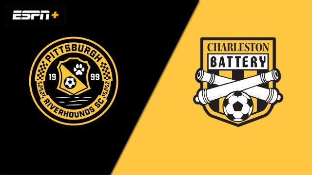 Pittsburgh Riverhounds SC vs. Charleston Battery (USL Championship)