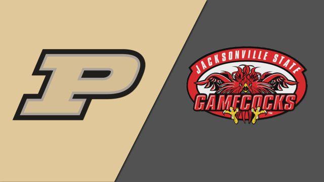 Purdue vs. Jacksonville State (Baseball)
