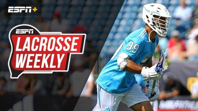 Tue, 6/4 - Lacrosse Weekly: Opening weekend recap