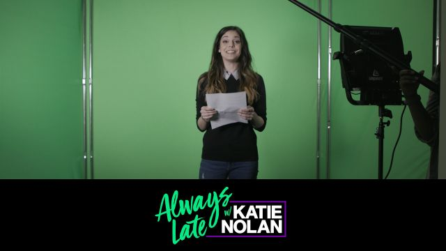 Wed, 4/10 - Always Late w/ Katie Nolan: NBA Special