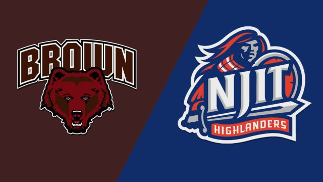Brown vs. NJIT (M Basketball)