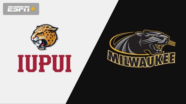 IUPUI vs. Milwaukee (W Volleyball)
