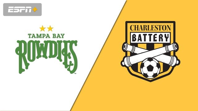 Tampa Bay Rowdies vs. Charleston Battery (USL Championship)
