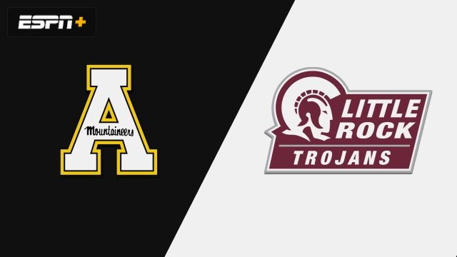 Appalachian State vs. Little Rock (W Basketball)
