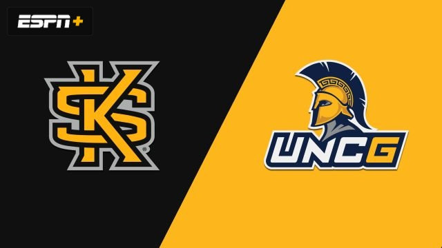 Kennesaw State vs. UNC Greensboro (M Basketball)
