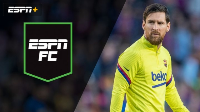 Mon, 3/30 - ESPN FC: Messi takes pay cut