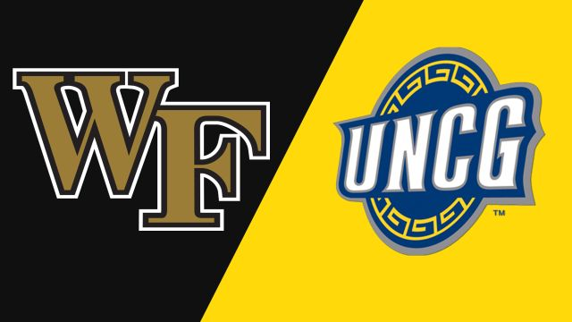Wake Forest vs. UNC Greensboro (Baseball)