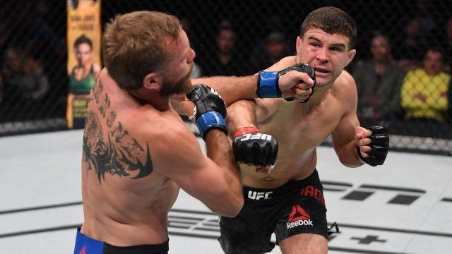 In Spanish - UFC Fight Night: Iaquinta vs. Cerrone (Main Event)