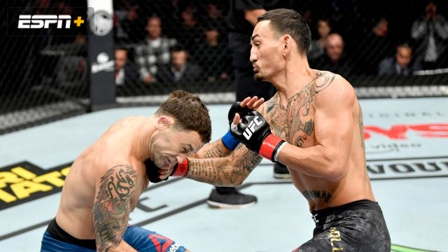 Max Holloway vs. Frankie Edgar (UFC 240)