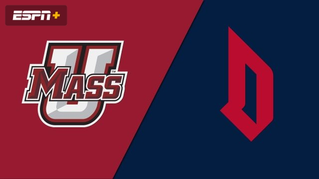 UMass vs. Duquesne (M Soccer)