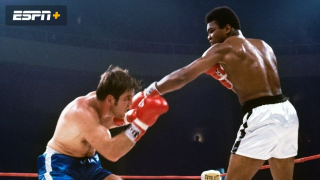 Ali vs Quarry I