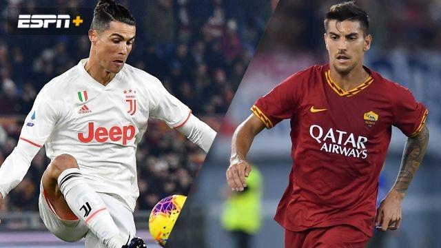 Juventus vs. Roma (Cuartos de Final)