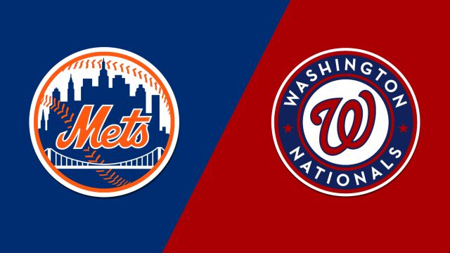 New York Mets vs. Washington Nationals