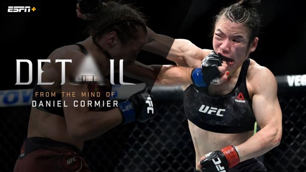Daniel Cormier: Breaking Down Zhang vs. Jedrzejczyk