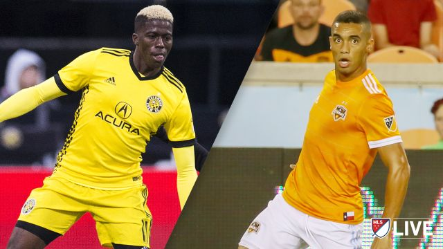 Columbus Crew SC vs. Houston Dynamo