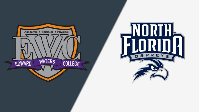 Edward Waters vs. North Florida (M Basketball)