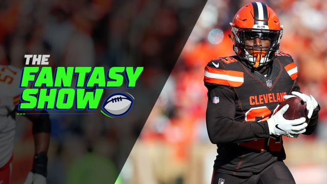 Tue, 11/6 - The Fantasy Show: Duke Johnson leads waiver wire adds