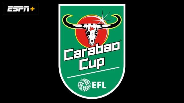 Carabao Cup Highlights - Semi-Finals 1st Leg