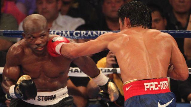 Pacquiao vs Bradley I
