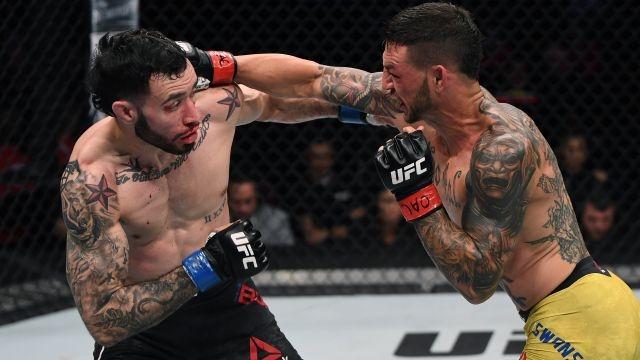 In Spanish - UFC Fight Night: Iaquinta vs. Cerrone (Main Card)