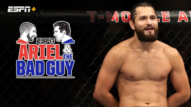 Wed, 7/10 - Ariel and the Bad Guy: Reacting to Masvidal's KO