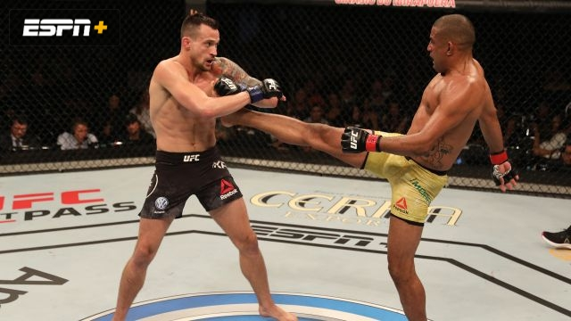 Sergio Moraes vs. James Krause (UFC Fight Night: Blachowicz vs. Jacare)