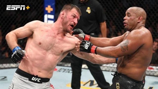 UFC 241: Cormier vs. Miocic 2 (Main Card)