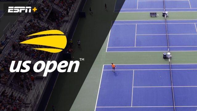 US Open Qualifying Court 7 (First Round)