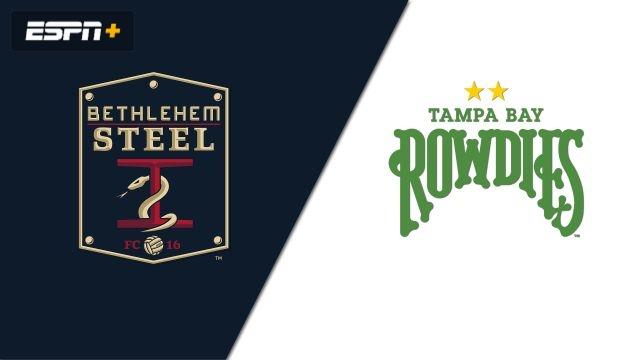 Bethlehem Steel FC vs. Tampa Bay Rowdies (USL Championship)