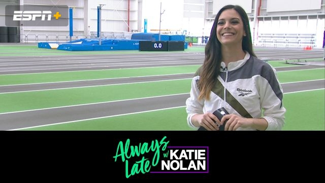 Wed, 5/1 - Always Late w/ Katie Nolan: Uncool Runnings