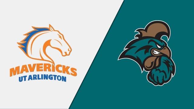 UT Arlington vs. Coastal Carolina (Game 12) (Baseball)
