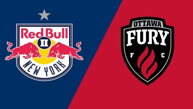 New York Red Bulls II vs Ottawa Fury FC