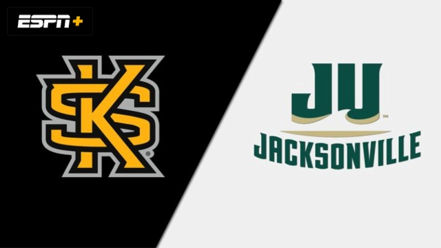 Kennesaw State vs. Jacksonville (W Basketball)