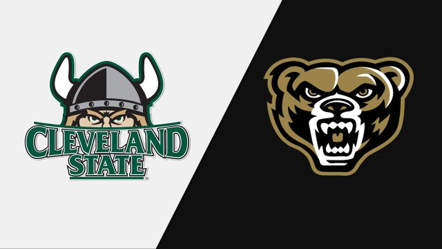 Cleveland State vs. Oakland (Softball)