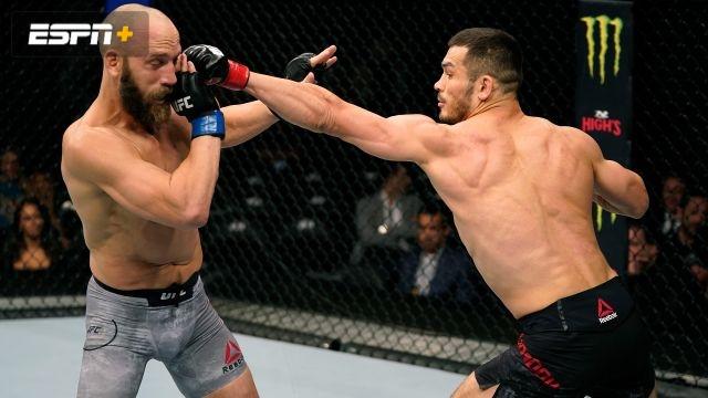 In Spanish - UFC Fight Night: Overeem vs. Rozenstruik (Early Prelims)