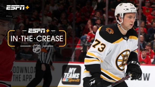 Thu, 2/6 - In the Crease: McAvoy ends long goal drought
