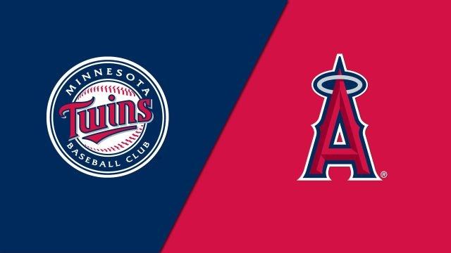 Minnesota Twins vs. Los Angeles Angels