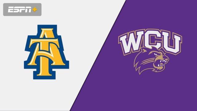 North Carolina A&T vs. Western Carolina (M Basketball)