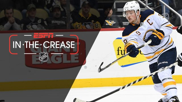 Mon, 11/19 - In the Crease: Eichel helps Sabres