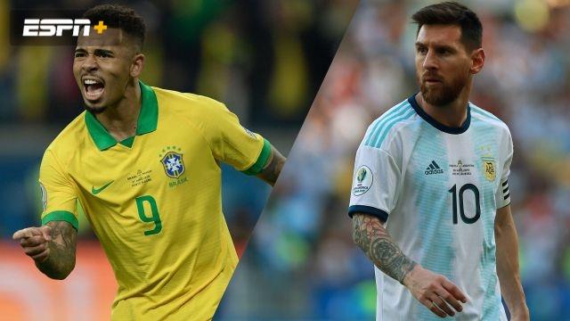 Brazil vs. Argentina (Semifinal) (Copa America)
