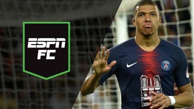 Mon, 4/22 - ESPN FC: Mbappe's future at PSG