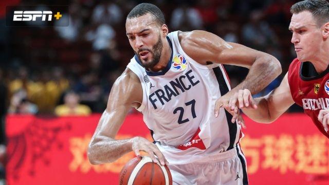 France vs. Jordan (Group Phase)
