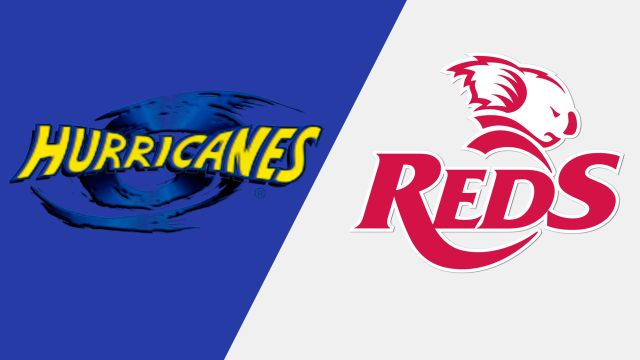 Hurricanes vs. Reds (Super Rugby)