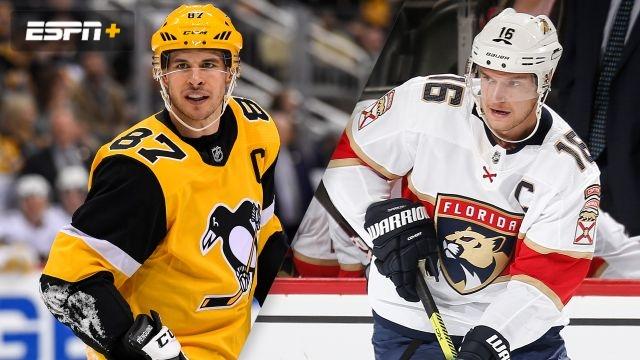Pittsburgh Penguins vs. Florida Panthers