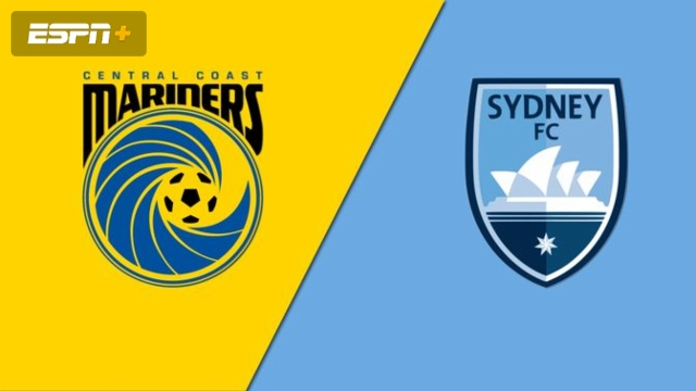 Central Coast Mariners vs. Sydney FC (A-League)