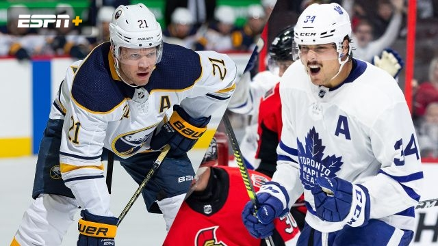 Buffalo Sabres vs. Toronto Maple Leafs