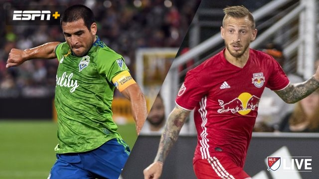 Seattle Sounders FC vs. New York Red Bulls (MLS)