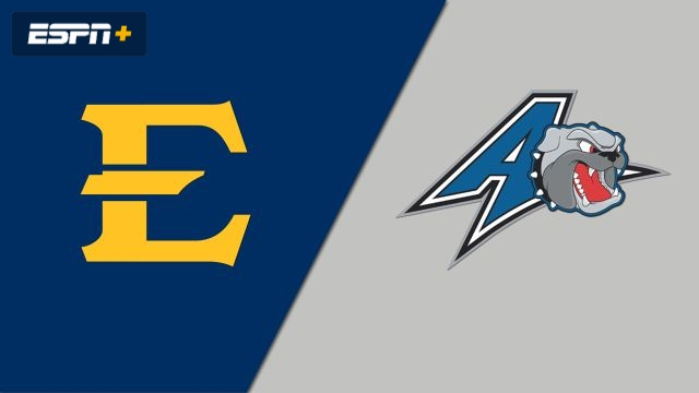 East Tennessee State vs. UNC Asheville (M Soccer)