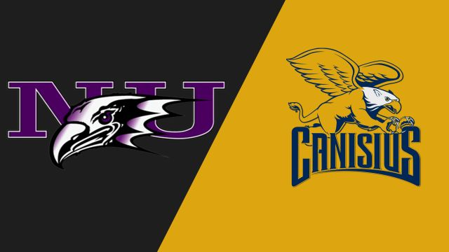 Niagara vs. Canisius (Game 1) (MAAC Baseball Tournament)